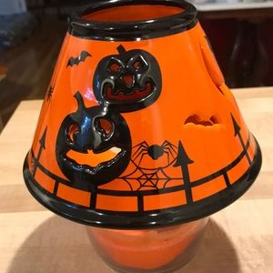 The White Barn Candle Co Halloween Candle Topper